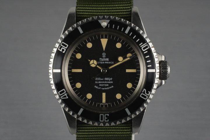 1967 Tudor Submariner 7928 photo