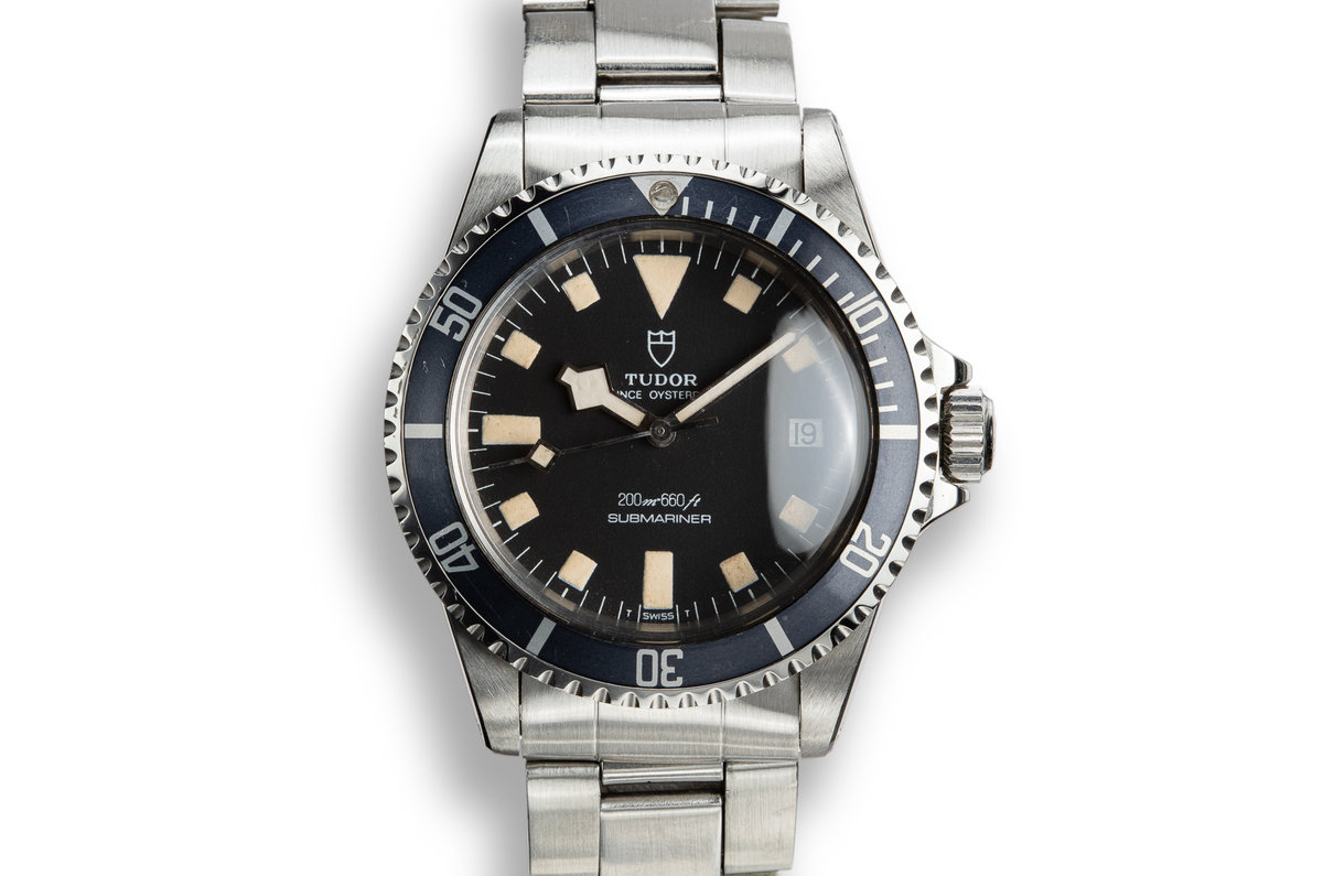 1982 Tudor Snowflake Submariner 94110 photo, #0