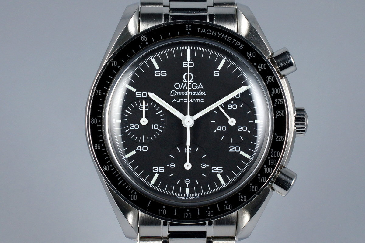 2000 Omega Speedmaster Reduced 3510.50 with Papers photo, #0