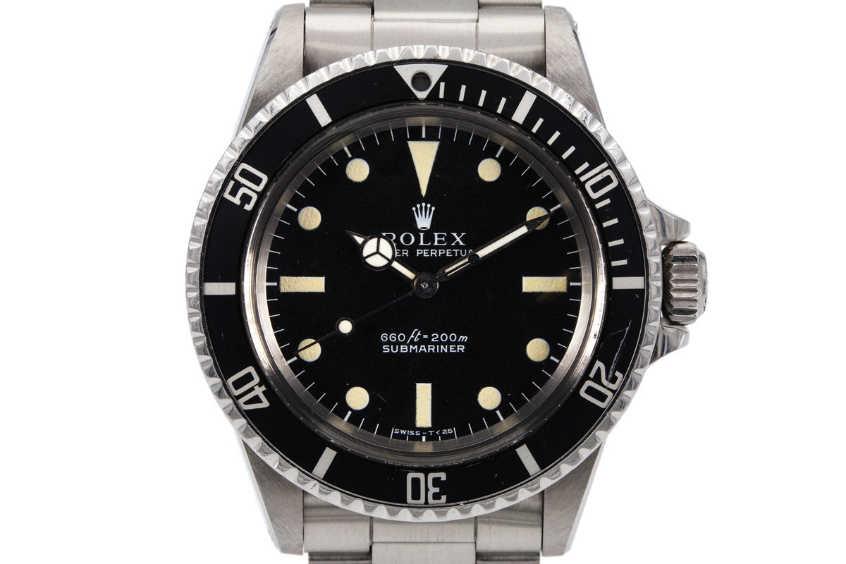 1968 Rolex Submariner 5513 photo, #0