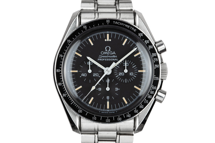 1995 Omega Speedmaster Professional 3590.50 with Box and Papers photo