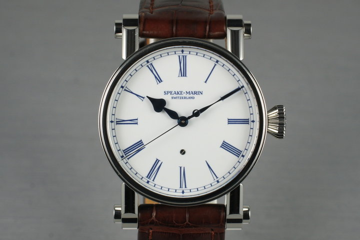 2012 Speake-Marin Resilience with Box and Papers photo