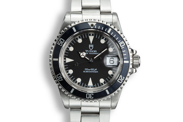 1989 Tudor Prince Oysterdate Submariner 79090 photo