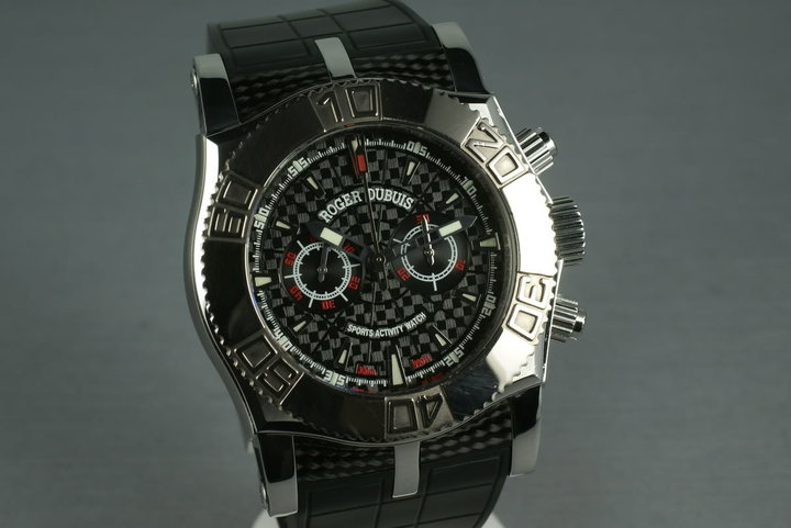Roger Dubuis Easy Diver  SE46 56 9/0 K9.53 photo