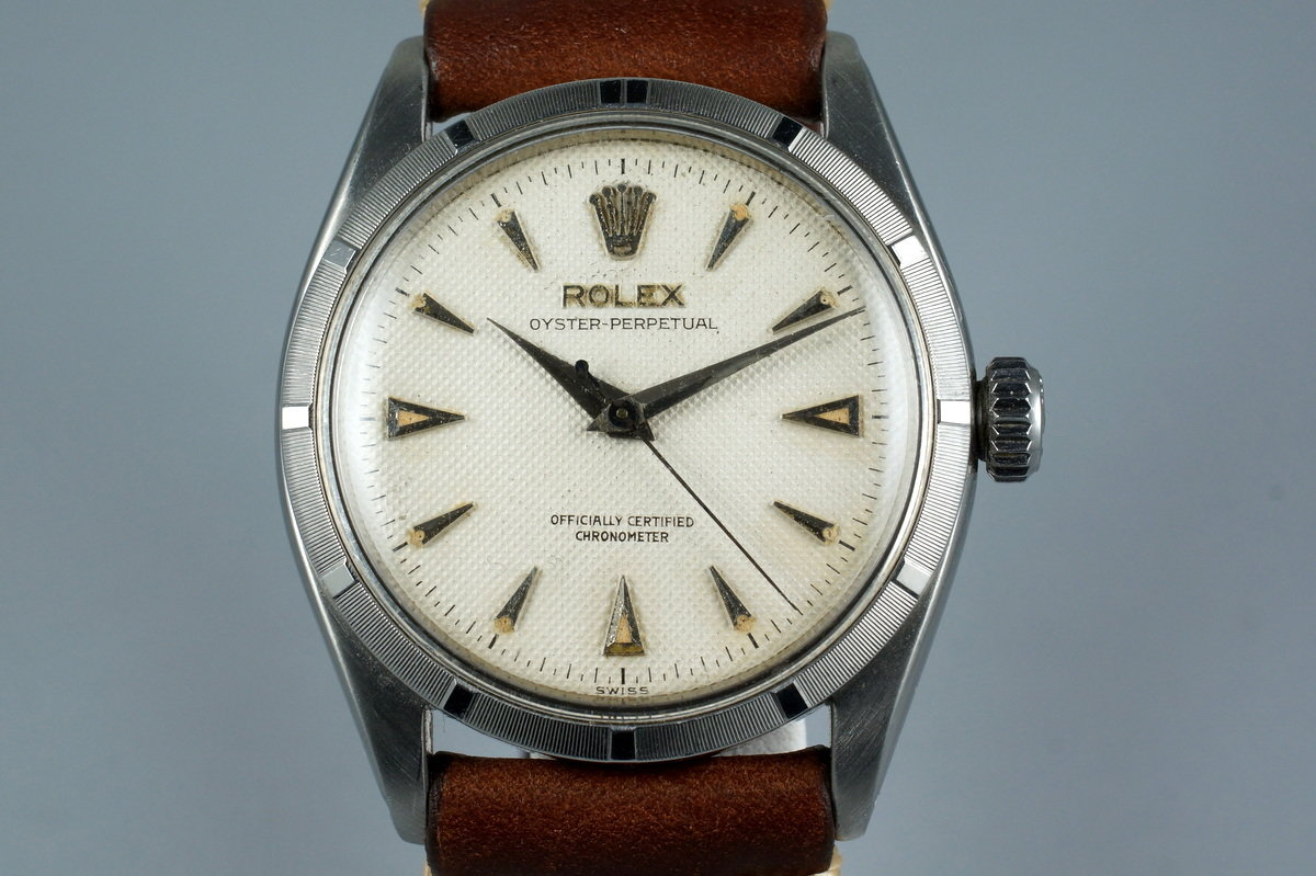 HQ Milton - 1955 Vintage Rolex Oyster Perpetual Date 6285 b1aea8e41f36