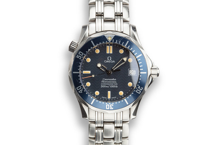 Omega Mid Sized Seamaster Professional 2551.80 photo
