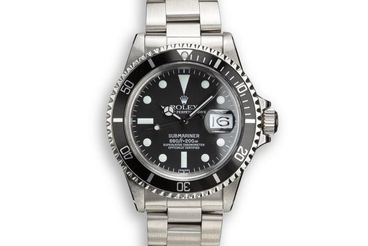 1972 Rolex Submariner 1680 photo