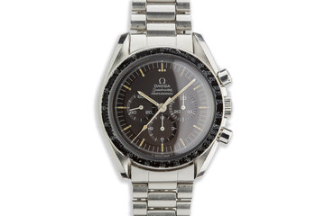 Vintage 1969 Omega Speedmaster Professional 145.022.69 Tropical Dial DON Bezel photo
