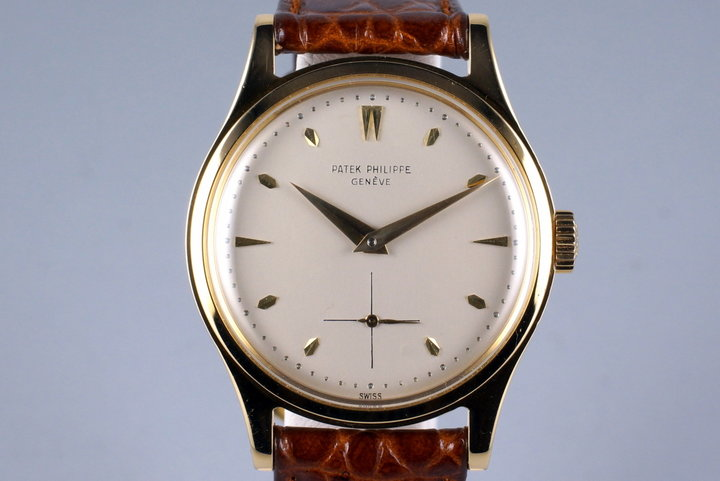 Vintage YG Patek Philippe 2509 with Papers photo