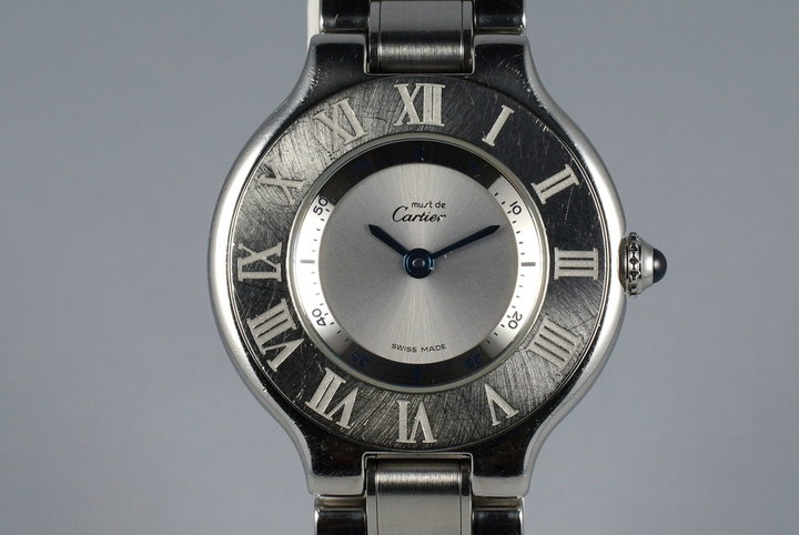Cartier Must de 21 1340 photo