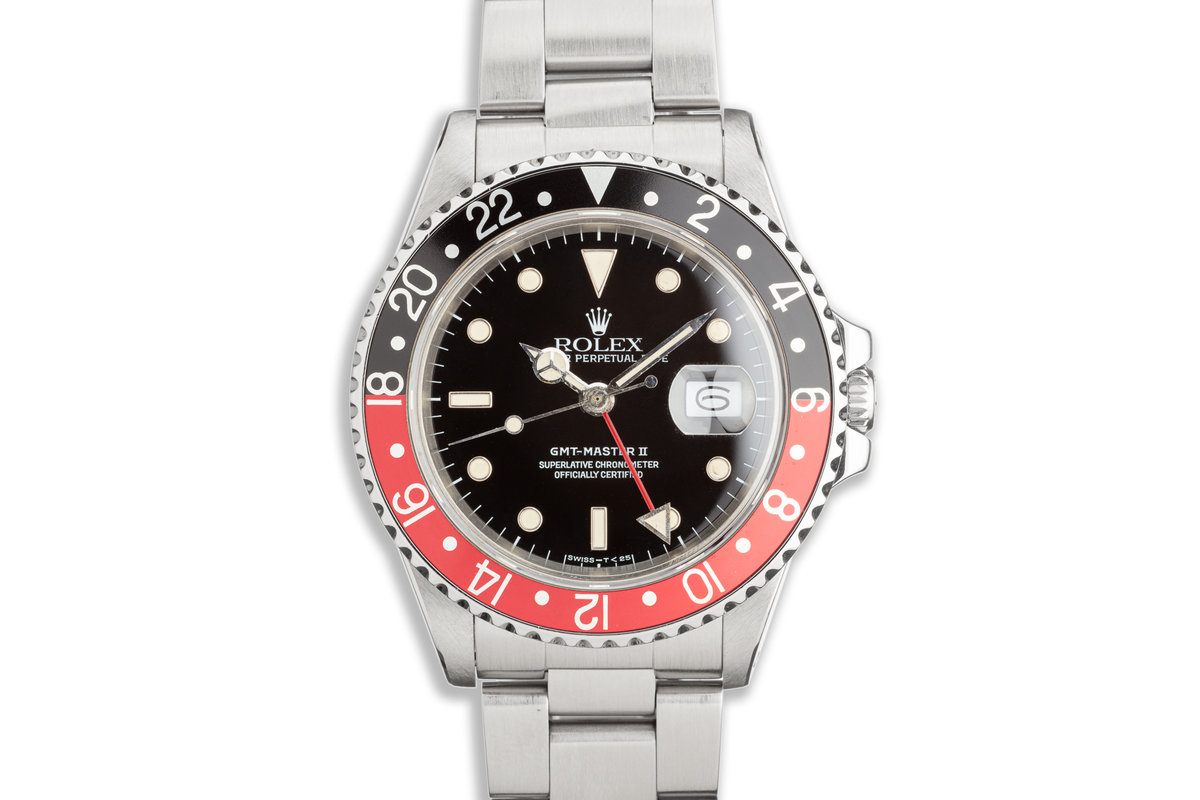"1987 Rolex GMT-Master II 16760 ""Fat Lady"" photo, #0"