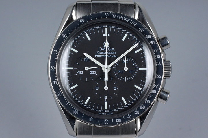 1971 Omega Speedmaster 145.022 Calibre 861 Service Dial photo