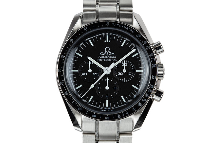 2017 Omega Speedmaster Professional 311.30.42.30.01.005 with Papers photo