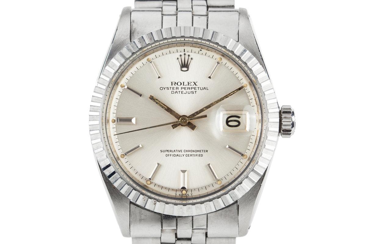 1964 Rolex DateJust 1601 photo, #0