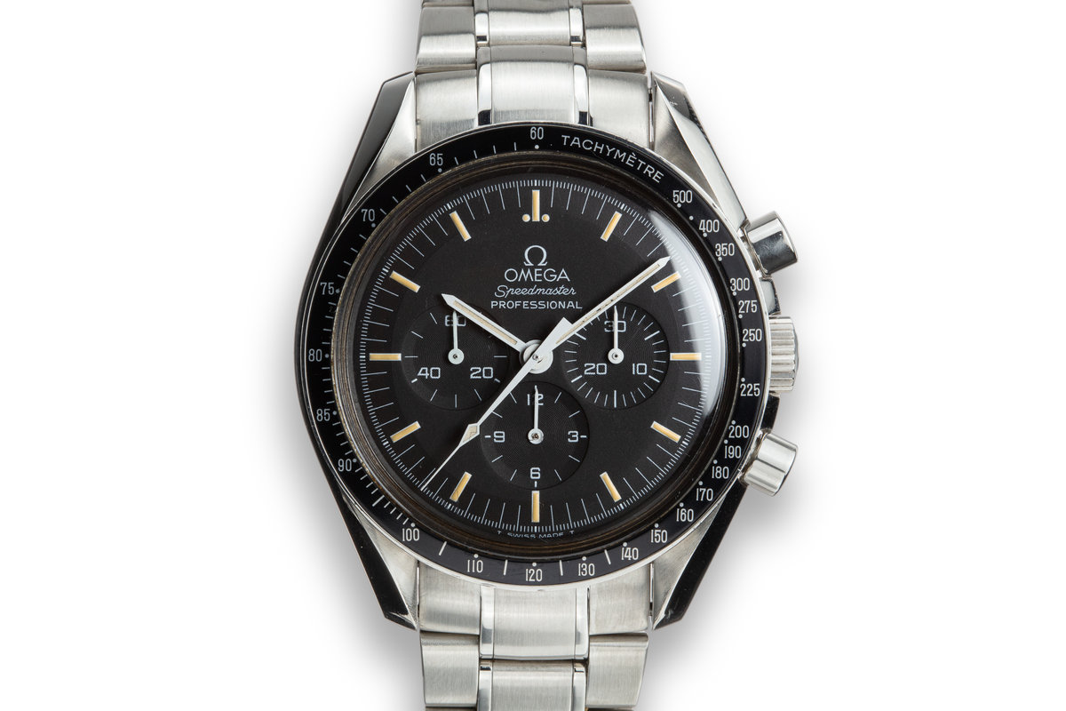 1997 Omega Speedmaster Professional 3570.50 with Box and Papers photo, #0