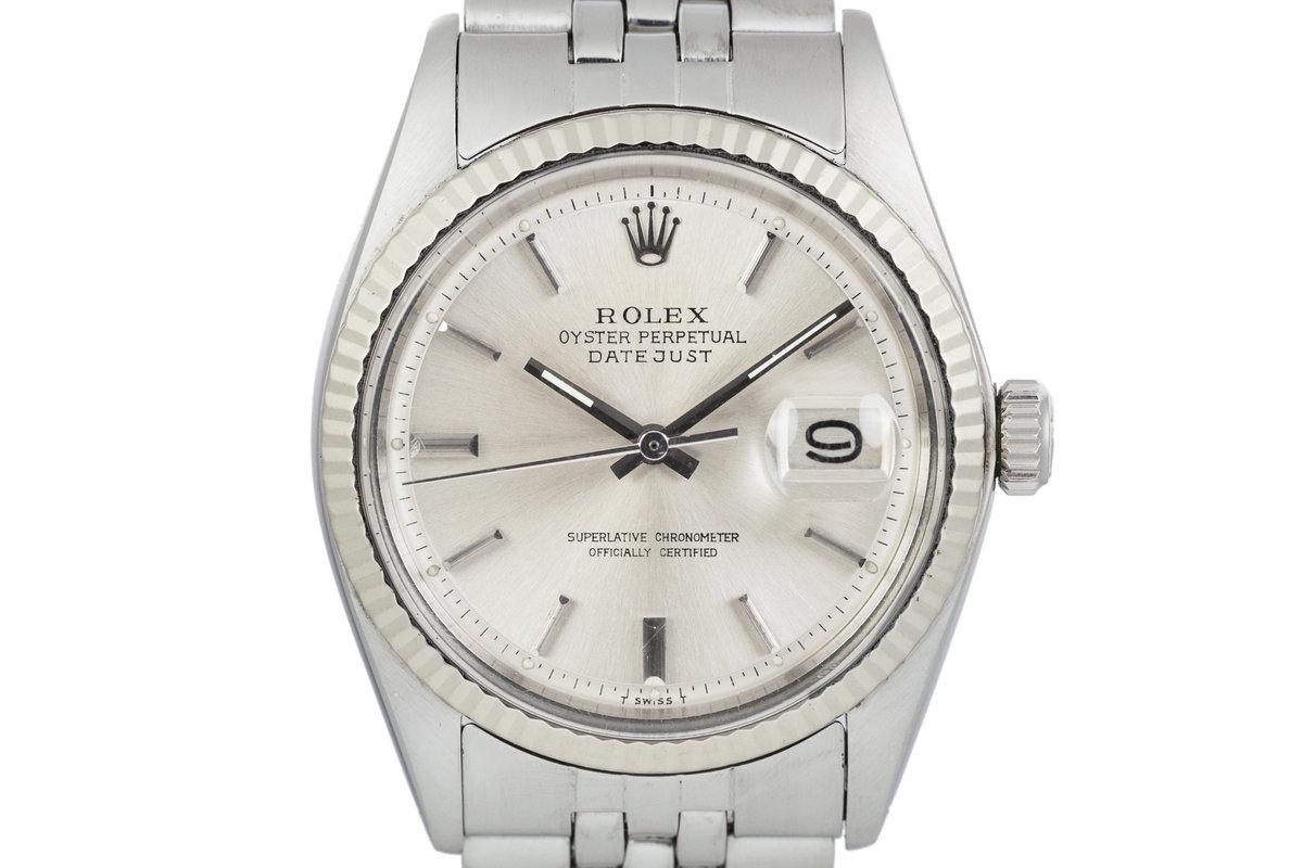 1973 Rolex Datejust 1601 photo, #0
