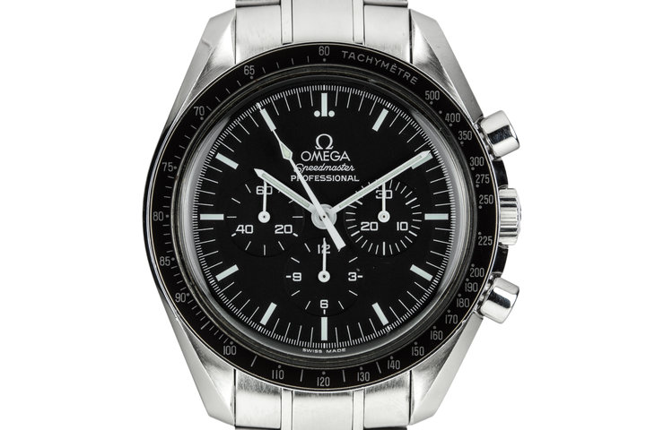 2005 Omega Speedmaster Professional 3570.50 photo