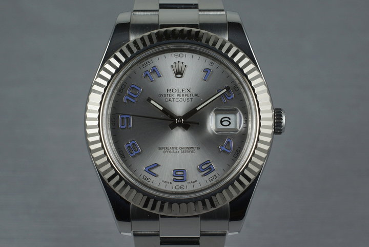 2009 Rolex DateJust II 116334 photo