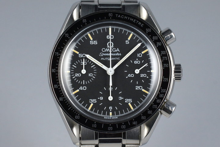 Late 1990's Omega Speedmaster Reduced 3510.50 photo