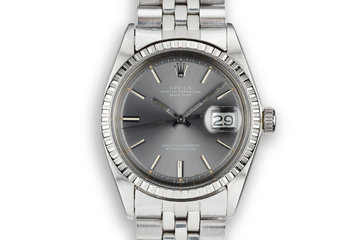 1972 Rolex DateJust 1603 Grey Dial photo