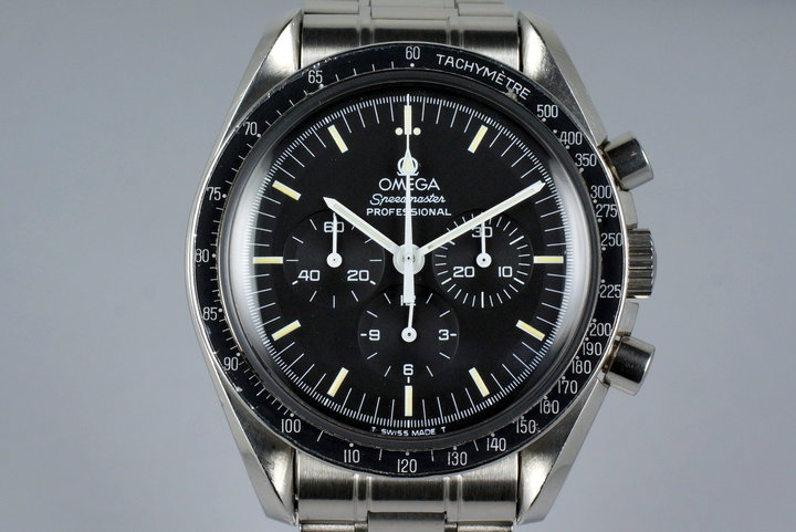 1969 Omega Speedmaster 145.022 Calibre 861 with Archive Papers photo