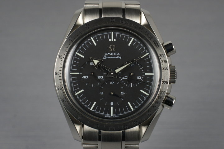 1984 Omega Speedmaster 3594500 with Papers photo