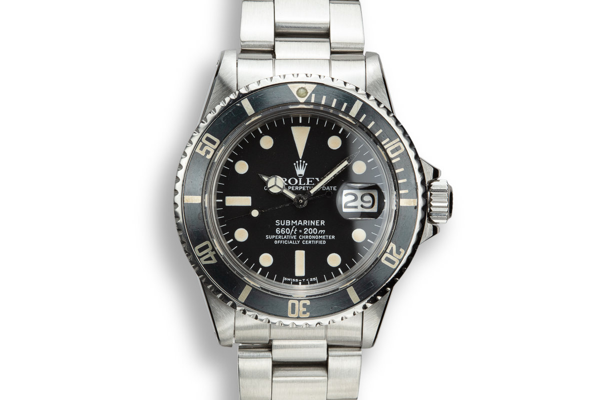 1975 Rolex Submariner 1680 photo, #0