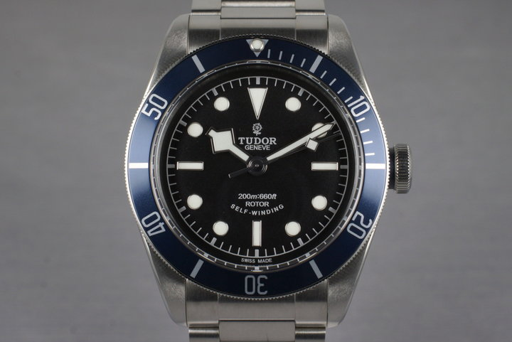 2014 Tudor Black Bay 79220OB with Box and Papers photo