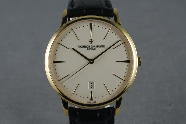 Vacheron Constantin Patrimony Contemporary 18K with Papers photo