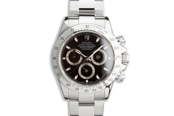 2009 Rolex Daytona 116520 Black Dial with Box and Card photo