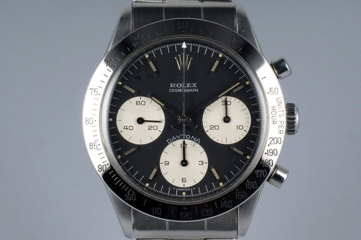 1968 Rolex Daytona 6239 Black 'Blue Daytona' Dial photo