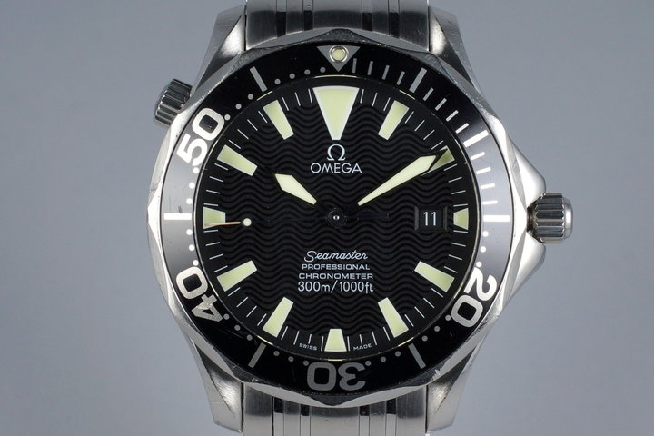 2002 Omega Seamaster 2054.50 with Papers photo