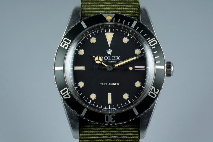 1954 Rolex Submariner 6204 photo