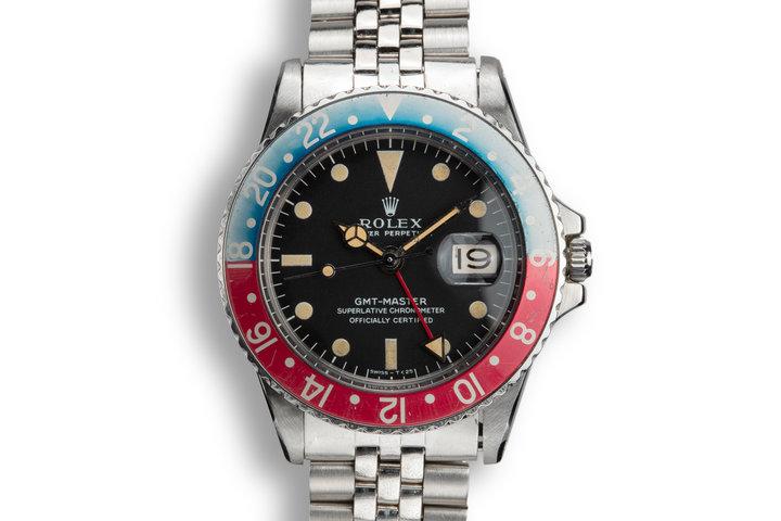 1967 Rolex GMT-Master 1675 photo
