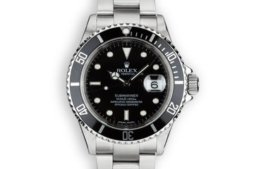 2007 Rolex Submariner 16610T photo