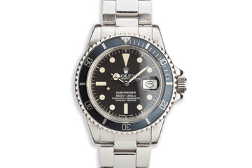 1977 Vintage Rolex Submariner 1680 photo