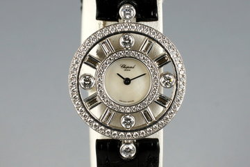 Chopard Ladies Diamond Watch 13/6985 photo