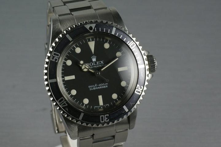 Rolex 5513 Pre-Comex photo