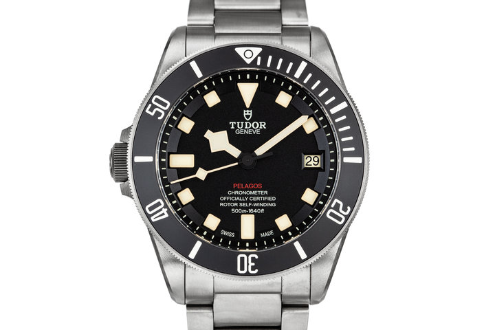 2016 Tudor Pelagos LHD 25610T with Box and Papers photo