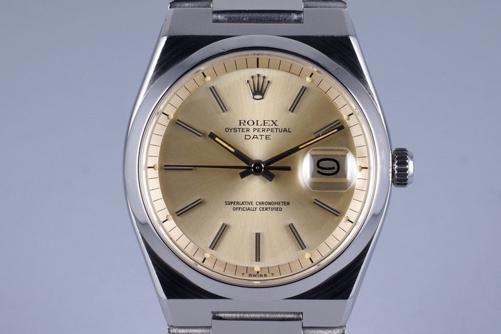 1975 Rolex Date 1530 photo