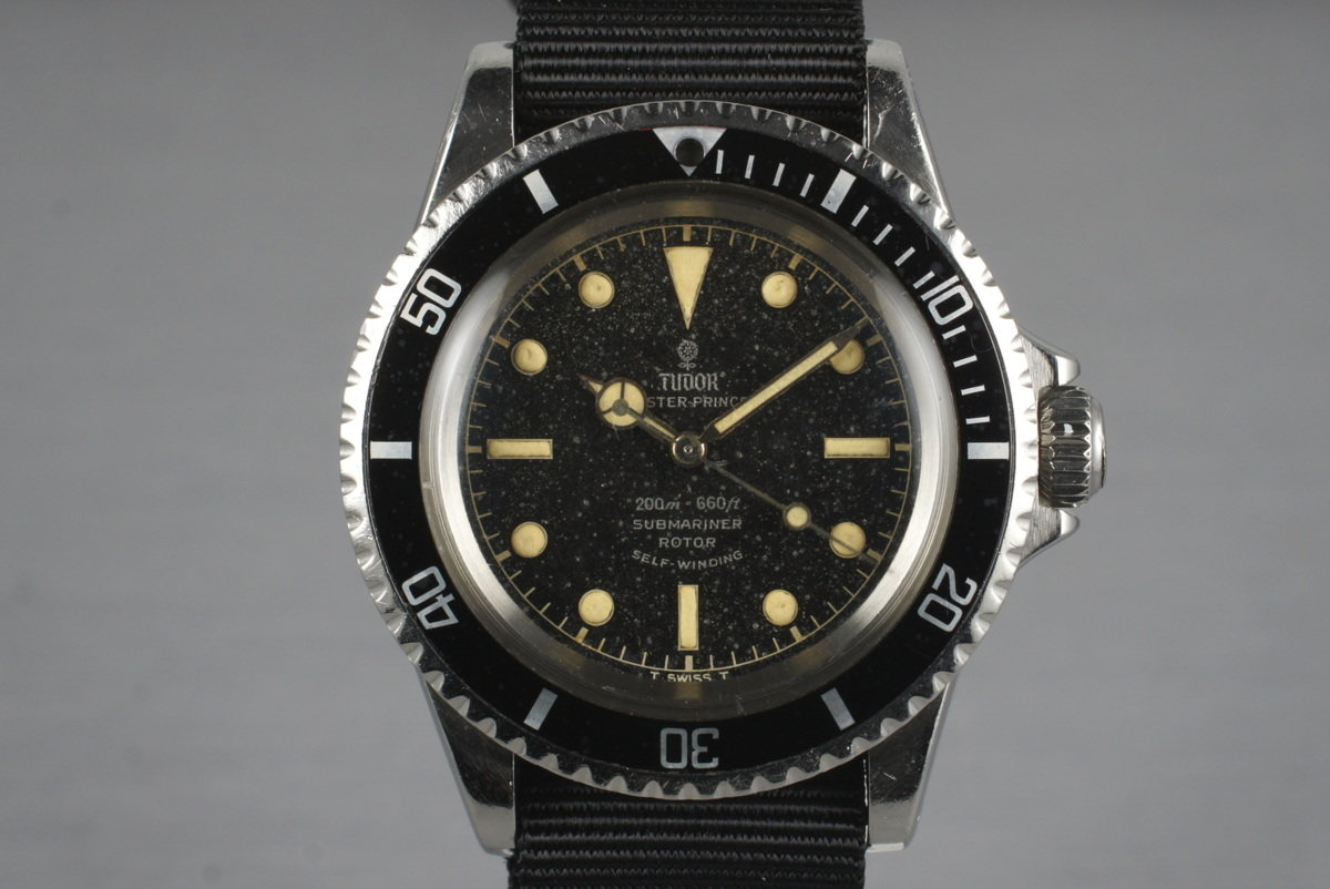 Tudor Submariner Chapter Ring