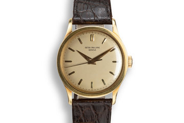Patek Philippe 18K YG Calatrava 570 photo