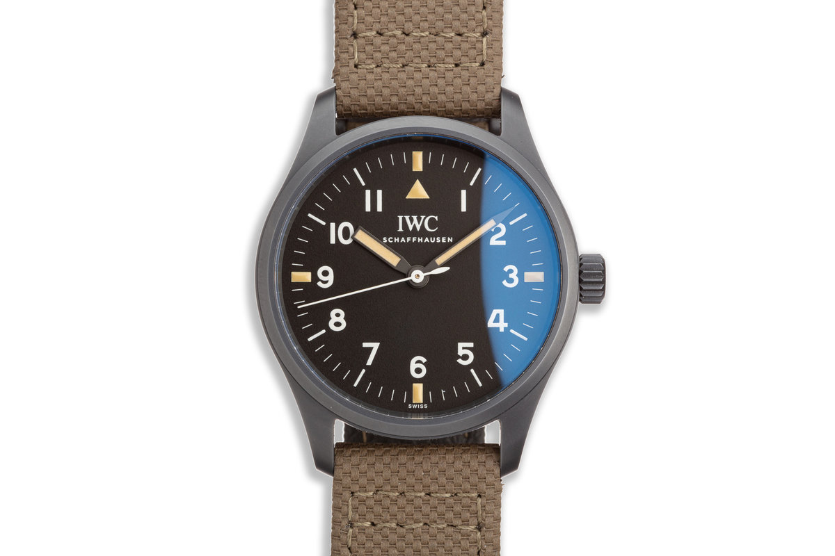 "Pilot's Watch Mark XVIII IW324801 ""Hodinkee"" Limited Edition with Papers & Card photo, #0"