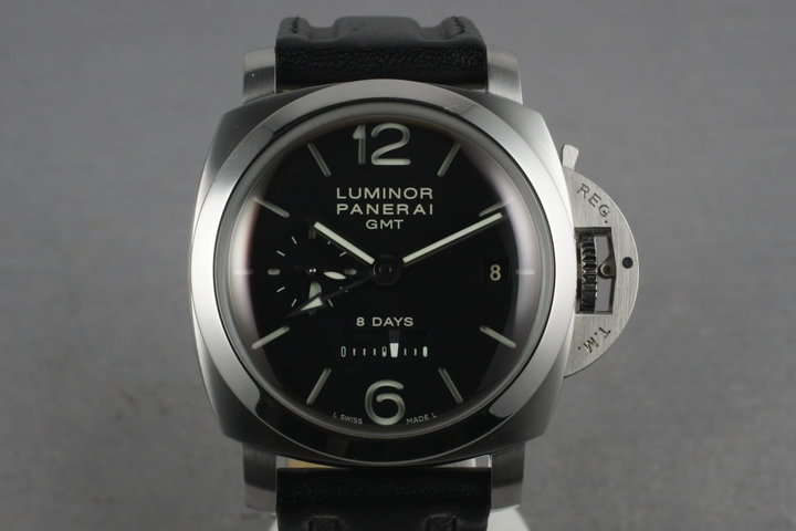 Panerai PAM 233 1950 GMT 8 Days photo