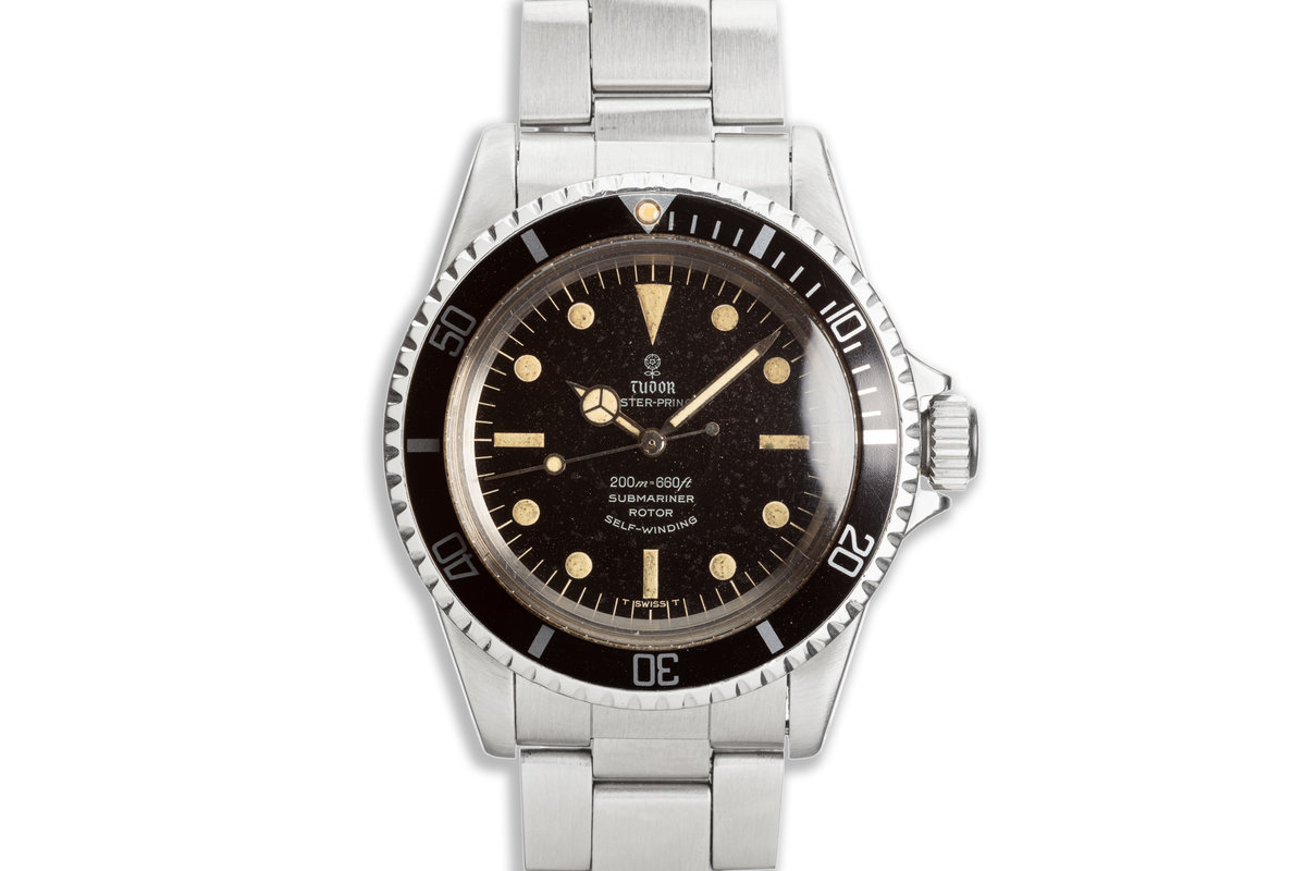 Vintage 1968 Tudor Submariner 7016 Oyster Prince photo, #0