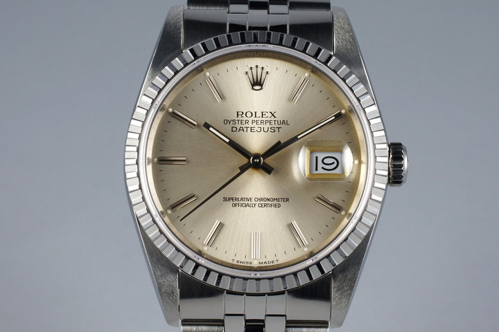 1989 Rolex DateJust 16220 photo