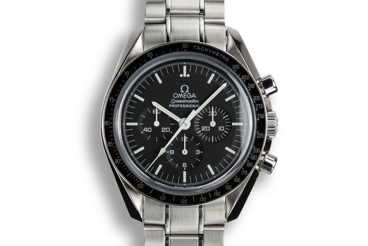 2011 Omega Speedmaster 3573.50 Professional with Box and Papers photo