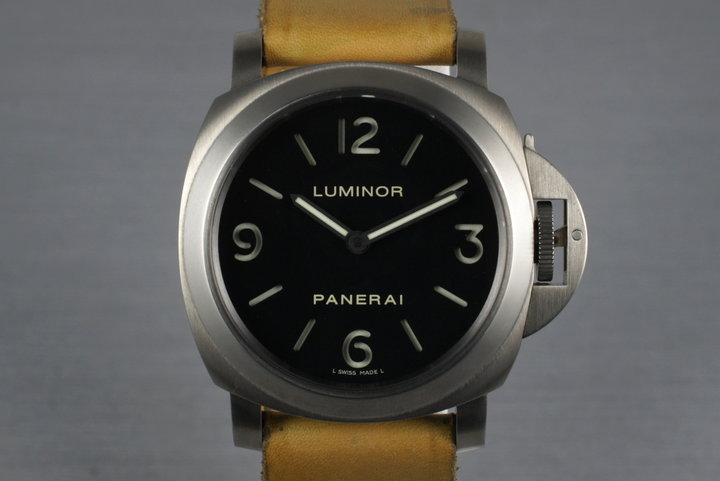 2011 Panerai PAM 176 with Box and Papers photo