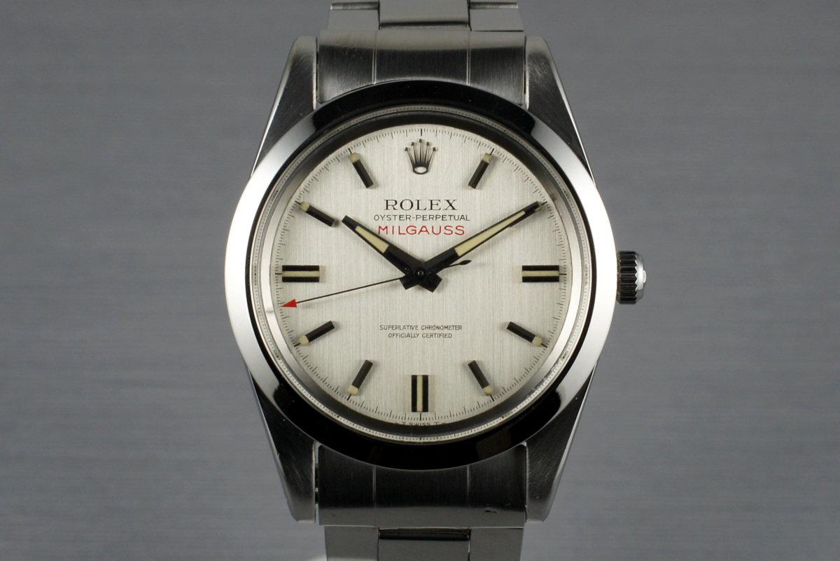 1970 Rolex Milgauss 1019 photo, #0