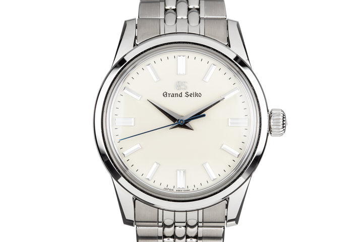 2018 Grand Seiko SBGW235 with Box and Papers photo